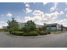 Renishaw's new site in Miskin, South Wales