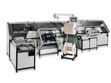 Inline 750 wire binding machine