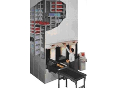 Vertical Carousel and Vertical Lift systems available