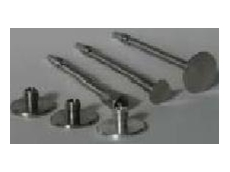 Cone/plate exchangeable measuring geometries