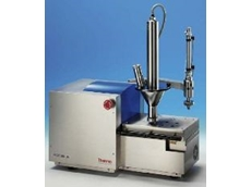 The HAAKE MiniLab micro rheology compounder.