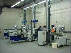 Online Closed Loop Concept at a Blow Moulding Plant