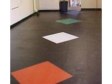 Polyurethane protective flooring