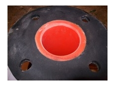 RHINOthane Polyurethane Pinch Valve Sleeves available from Rhinoflex