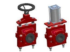 Rhinoflex EN-Series Pinch Valves