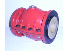'P-Series' air actuated pinch valves