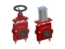Pinch valve sleeves from Rhinoflex Pinch Valves