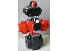 Rhinoflex Series-22 Quarter-Turn Pinch valve