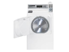 The Maytag Commercial Energy Advantage High-Efficiency Front-Load washer
