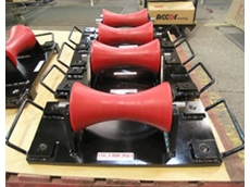 Pipe rollers are available for numerous applications
