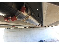 Richmond Wheels supplied adjustable pipe rollers for the Regional Rail Link Project