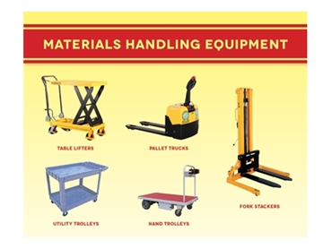 Materials Handling Equipment for demanding applications