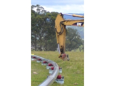 Polyurethane pipe rollers by Richmond