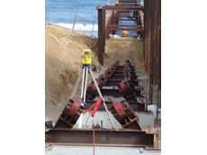 20 tonne Roller system