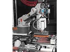 Robotic Automation - Motoman SV3 robot