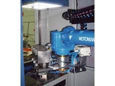 Robot assembly system