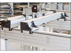 Customised linear motion system from Robotunits