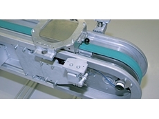 Over-under conveyors are supplied ready to use