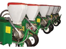 GVB520 seed planters can plant seeds at a rate of approximately 7,200 hills per hour