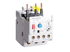 The Allen-Bradley E1 Plus electronic overload relay.