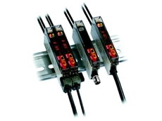 Allen-Bradley fibre optic sensors.