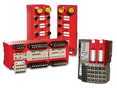 Guard I/O is designed to reduce wiring costs and start-up time for machines and cells