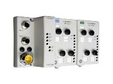 Industrially-hardened I/O system designed for direct on-machine mounting.
