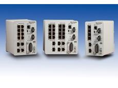 Allen-Bradley Stratix 5700 managed industrial Ethernet switch