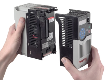 The PowerFlex AC Drives supports fast installation and configurations