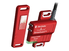 440N-Z SensaGuard non contact safety switches feature RFID technology