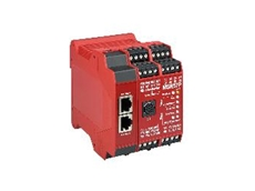 Speed sensor and safety controller in a single device from Rockwell Automation