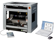 EGX-360 4-axis computerised engraver