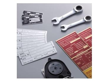 High power industrial marking equipment