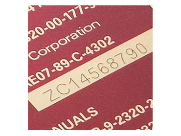 Industrial marking equipment from Roland DG