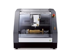New Roland MDX-40A Desktop Subtractive Rapid Prototyping Machine
