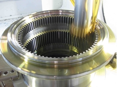 Gear shaping and cutting machinery from Ronson gears