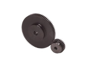 Worm and Worm Wheel, Spiral Bevel Gears, Gear Racks and Spur Gears