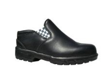 Rossi Boots' 318 Chef Clog sizes 3 to 12, including half sizes