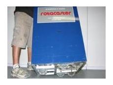 Rotacaster wheels