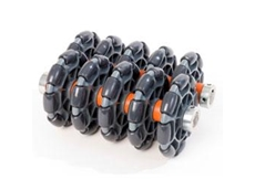 Conveyor Transfers and Inverted Applications by Rotacaster Wheel Limited