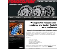 Rotacaster Wheel website
