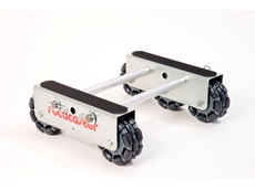 Rotatruck Rota-Skate multi-directional load skate