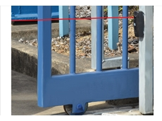 Safety Devices for Vehicles + Pedestrian Access Control