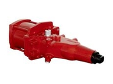 Rotork pneumatic actuator.