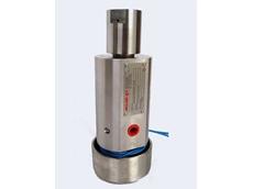 Rotork Midland stainless steel hydraulic valve