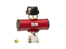 Pneumatic Quarter Turn Actuators