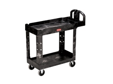 2 Shelf Utility Cart  - RFG450088 BLA & FRG450088 BEIG