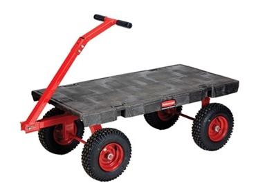 Superior handling and strength with 5th Wheel Wagon Trucks