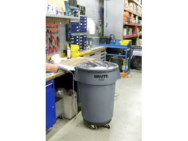 Hard wearing Utility Containers constructed from high quality plastic for longer lasting results