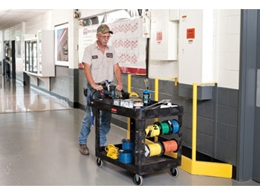Versatile Utility Carts help support productivity and organisation